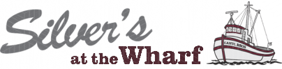 Silver's at the Wharf Restaurant and Hotel Logo